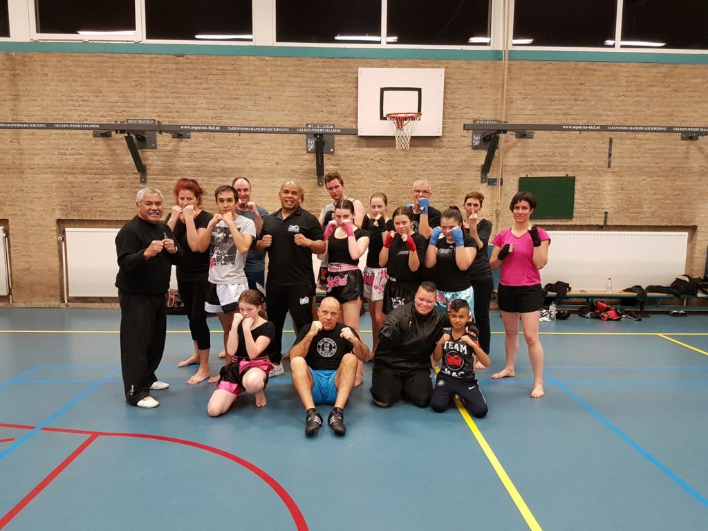 Bokstraining in Geleen